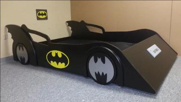 Tempat Tidur Anak Karakter Batman