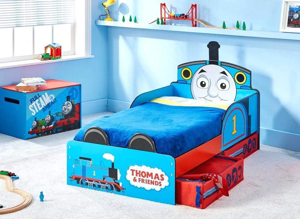 Tempat Tidur Anak Karakter Thomas