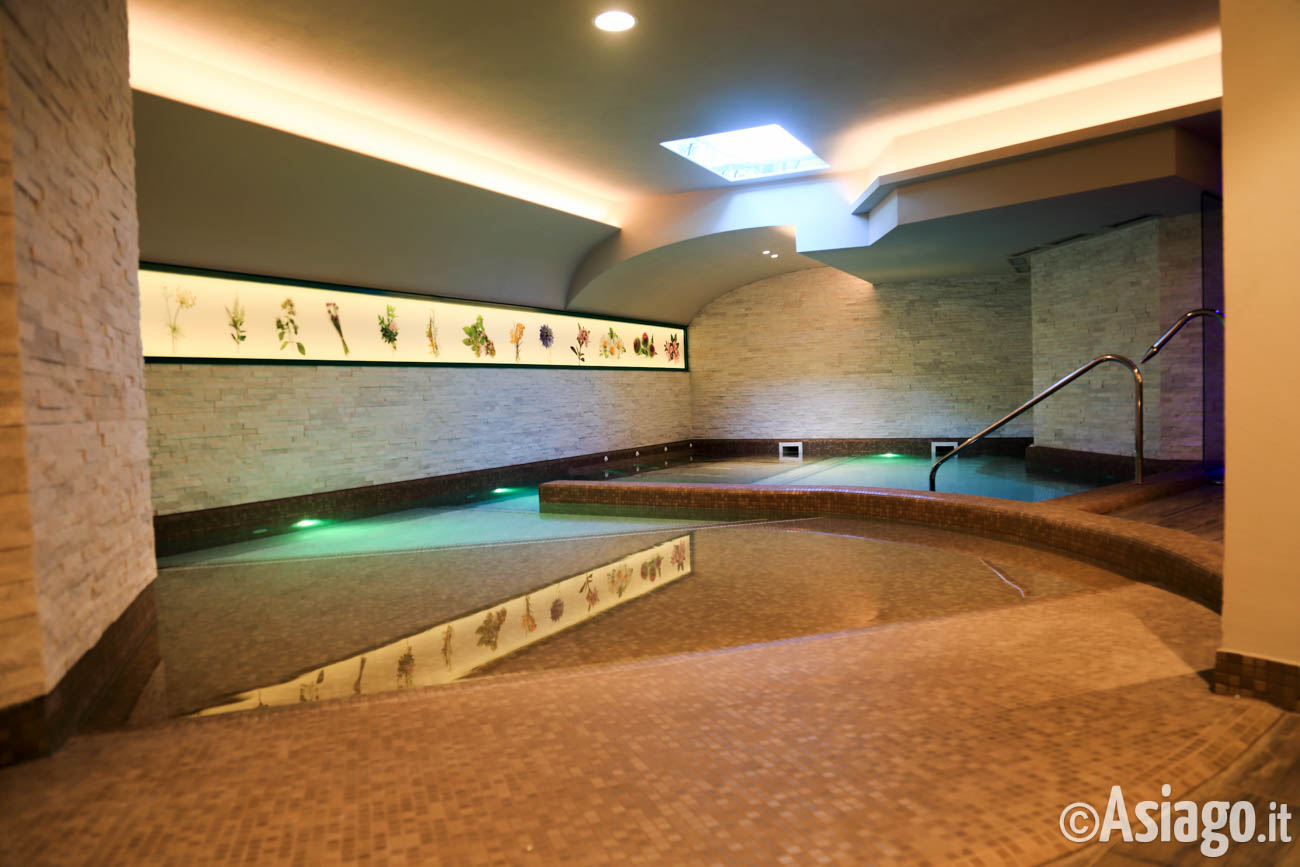Asiago  Foto Wellness  Relax Hotel Erica tre stelle superior  Altopiano di Asiago 7 Comuni