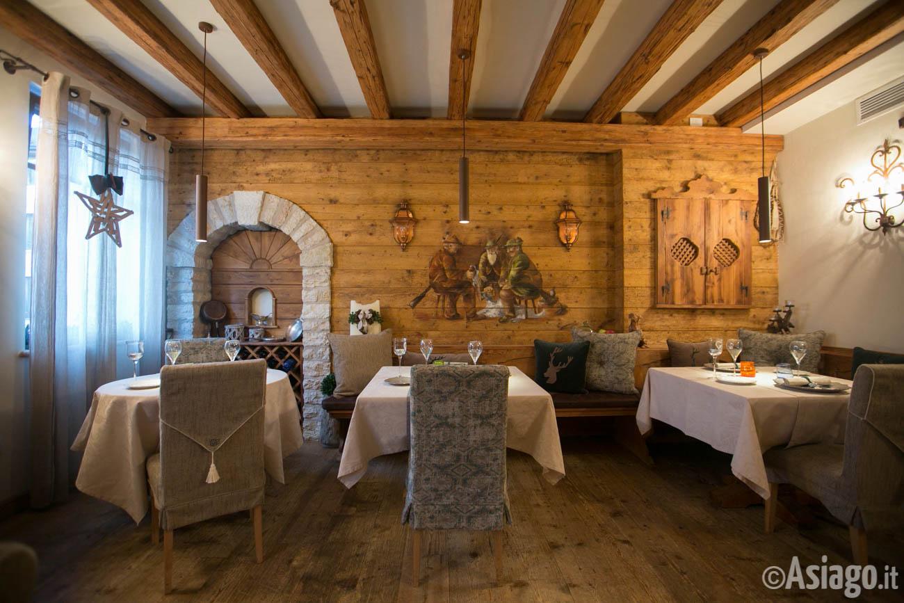 Ristorante Stube Gourmet  Altopiano di Asiago 7 Comuni