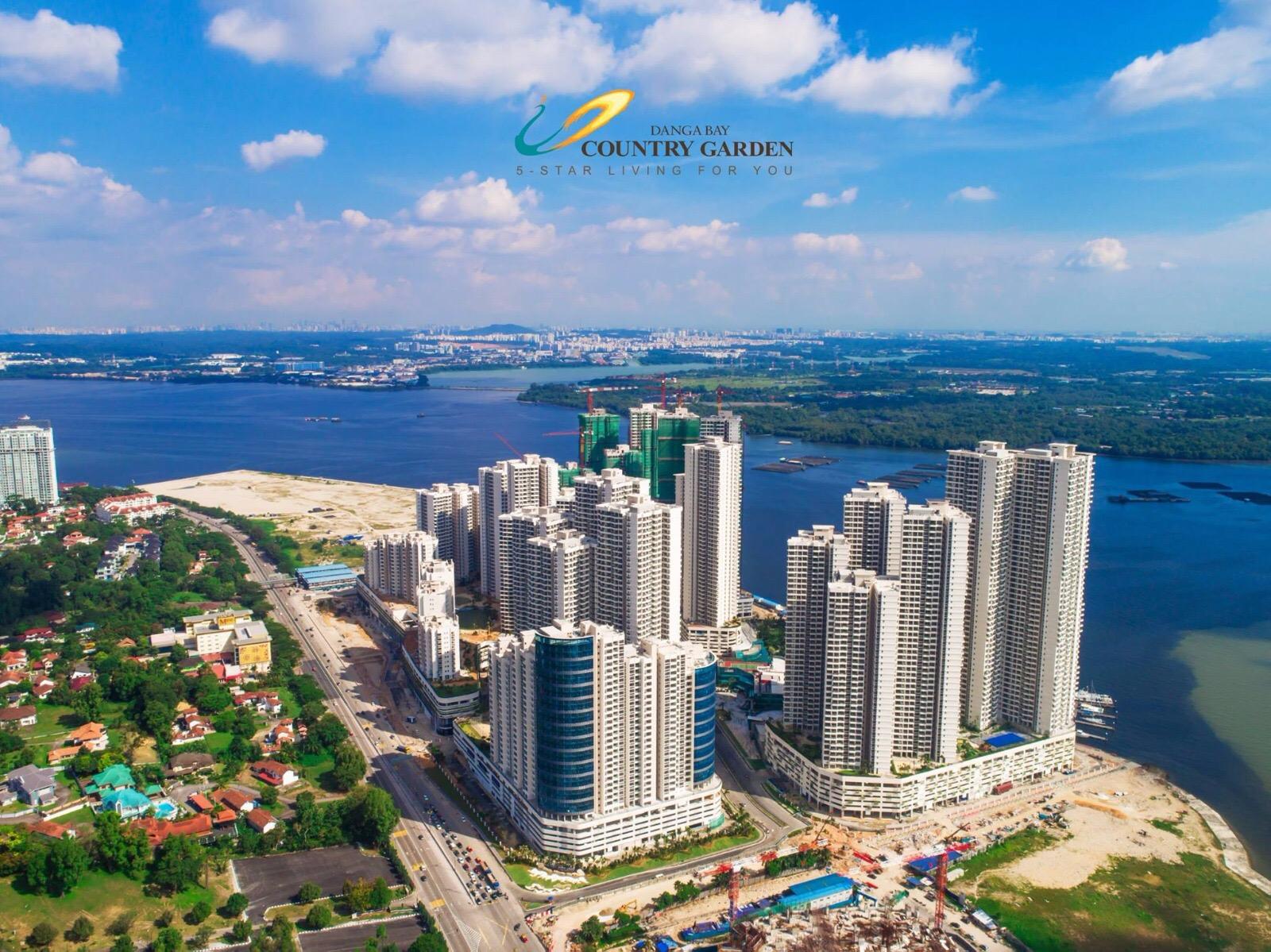 碧桂園Country Garden Danga Bay 金海灣 ‹ Asia Homes (HK) Consultancy Limited