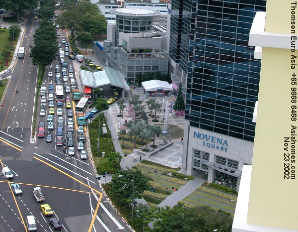 1208ASingapore properties Thomson Euro Asia condos over