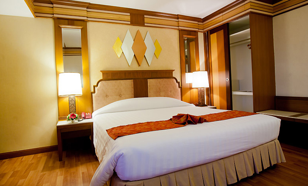 Asia Airport Hotel : Executive Room