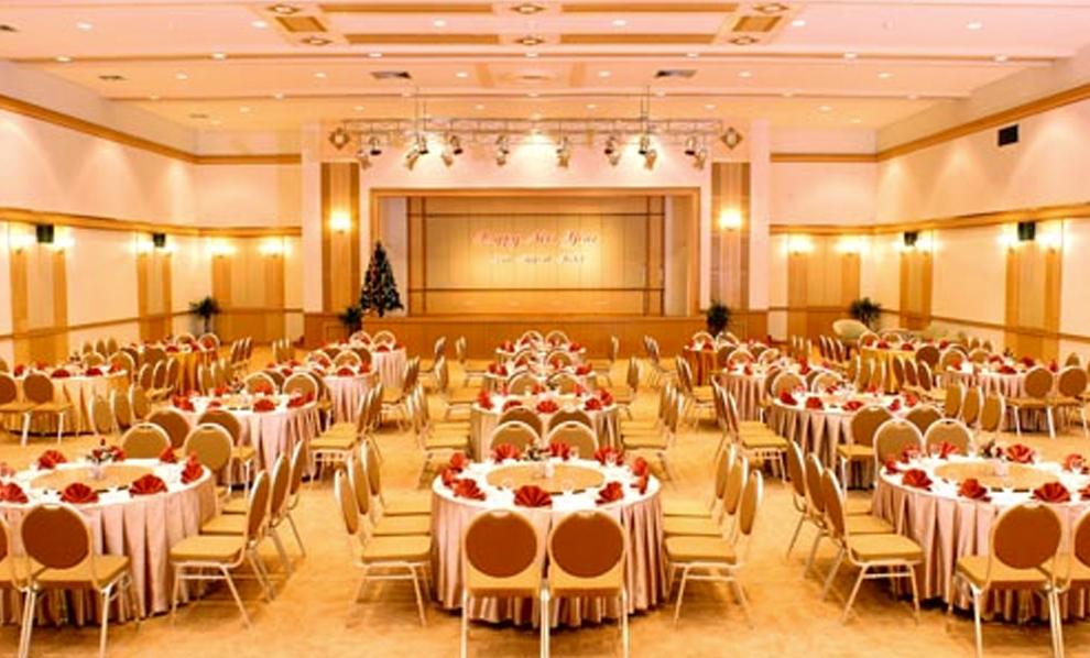 Asia Airport Hotel : Ballroom