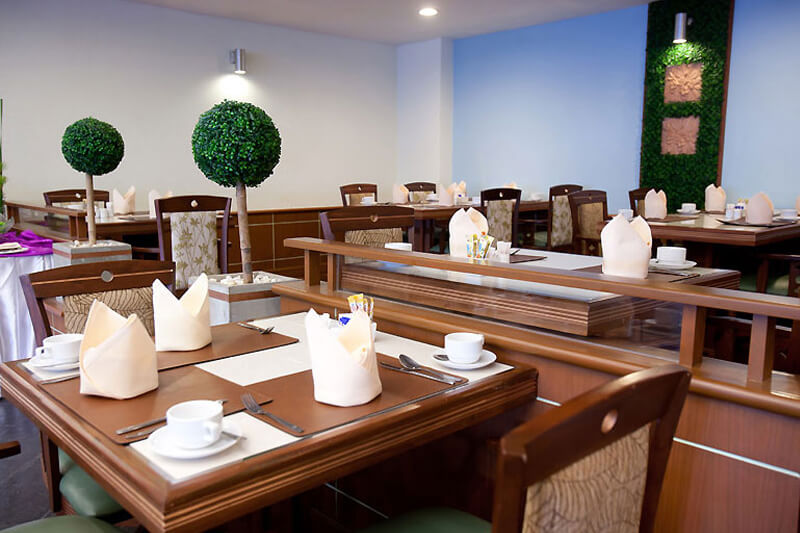 Asia Cha Am Hotel : Thinyok Coffee Shop ( Located at 2th Fl.)
