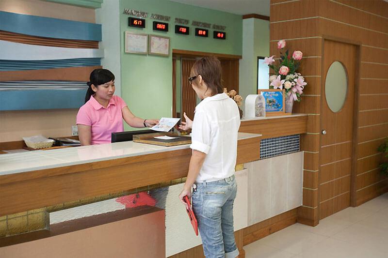 Asia Cha Am Hotel : Lobby