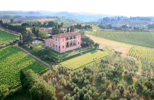 VILLA_MANGIACANE From Above