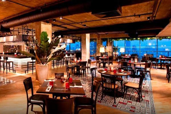 Scarlett Wine Bar And Restaurant Pullman Bangkok Hotel G