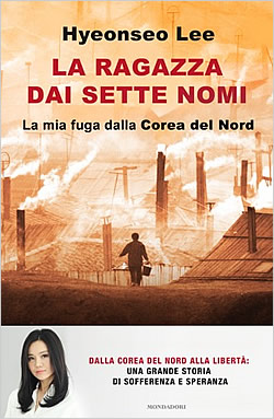Italian edition: The Girl with Seven Names