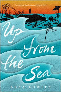 Up from the Sea by Leze Lowitz