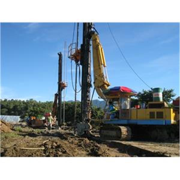 高壓噴射地質改良樁工程介紹 編號:39152-冠勤工程有限公司