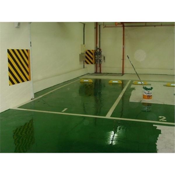 停車場耐磨地板工程工程介紹 編號:36449-萬泉工程有限公司