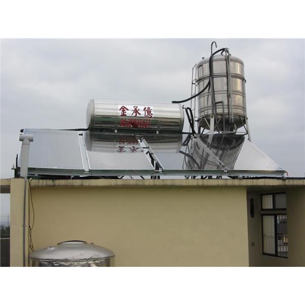太陽能熱水器工程介紹 編號:39516-金承億實業有限公司