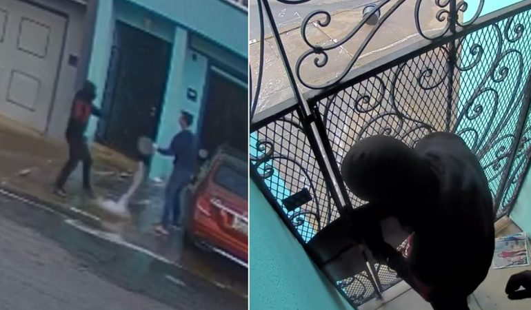 Father Ambushed While Washing Car, Family Held At Gunpoint in SF