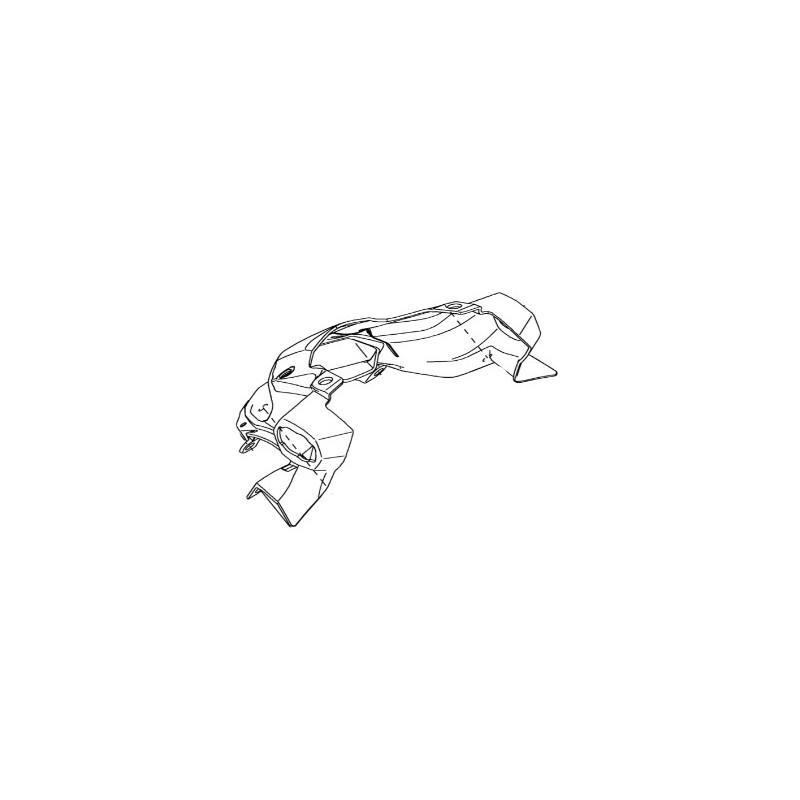 Couvre Phare Intérieur Kawasaki Z900 2017 2018 55028-0608