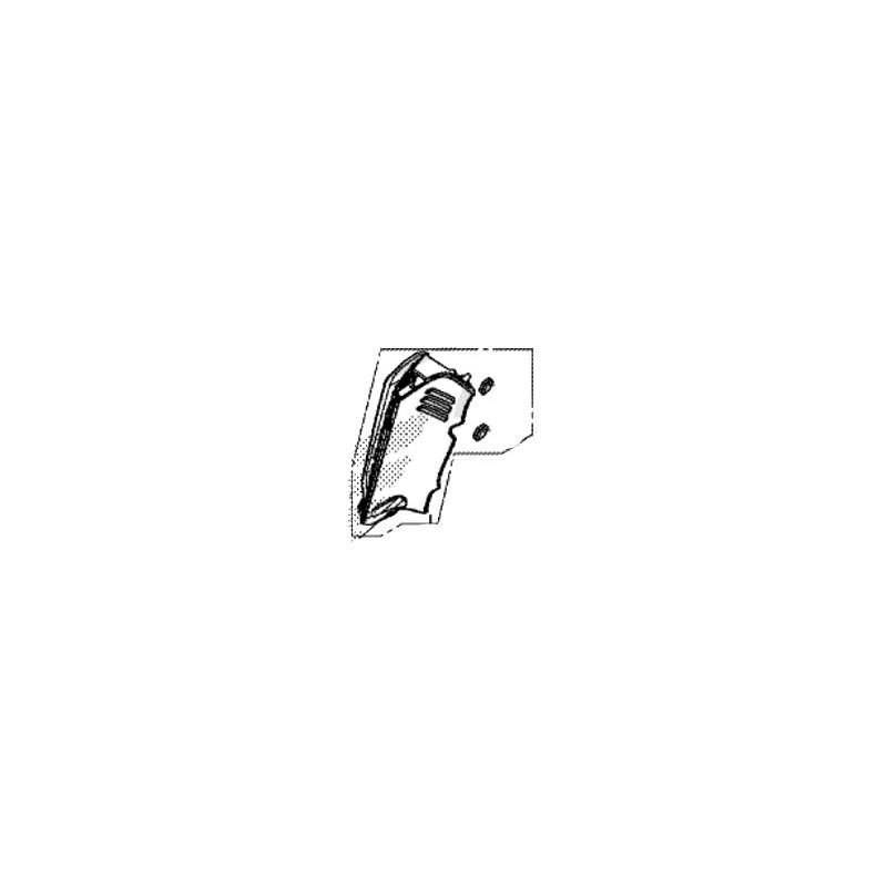 Plastique Intérieur Droit Honda CB650F 2017 2018 64330-MJE-DF0