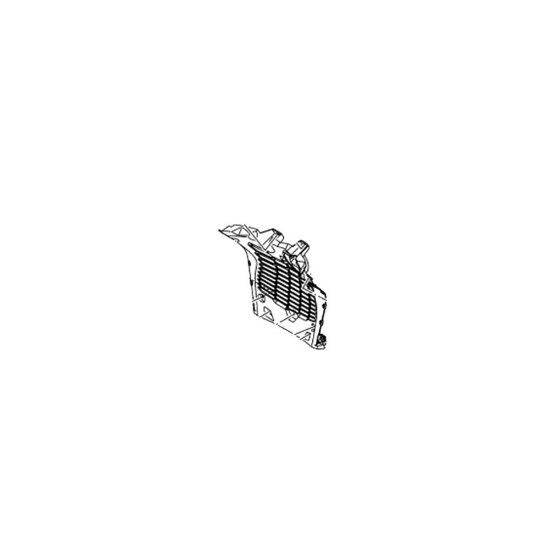 Passage de Roue Avant Yamaha XMAX 300 B74-F837N-00