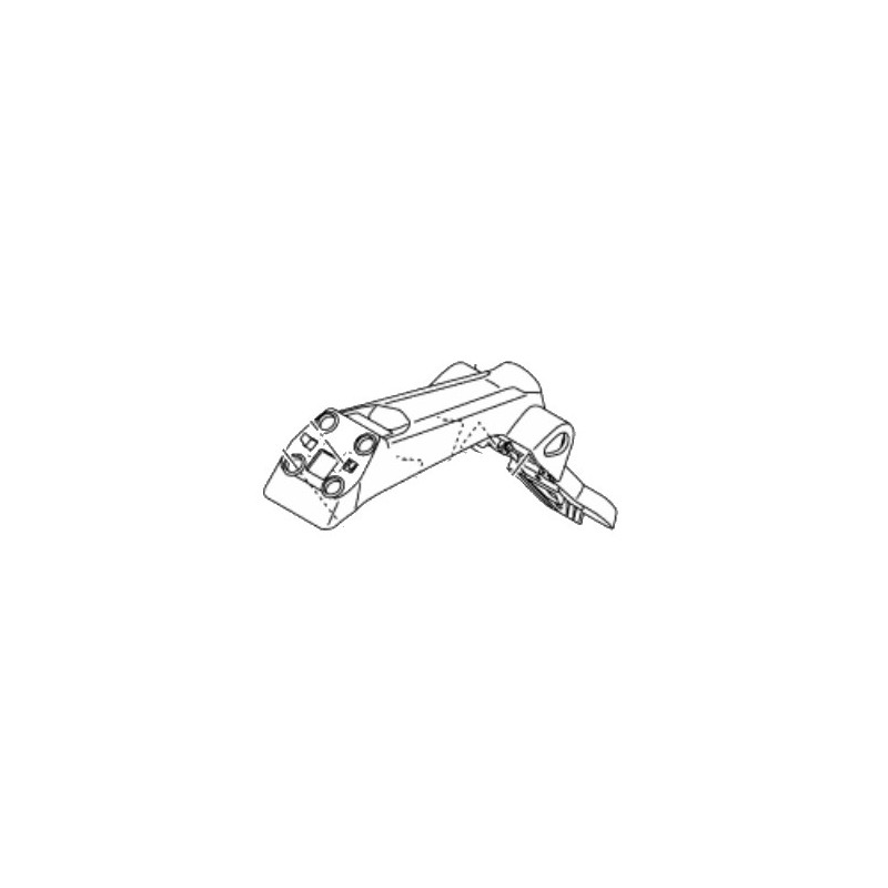Rear Mudguard Yamaha YZF R15 BK6-F1629-00