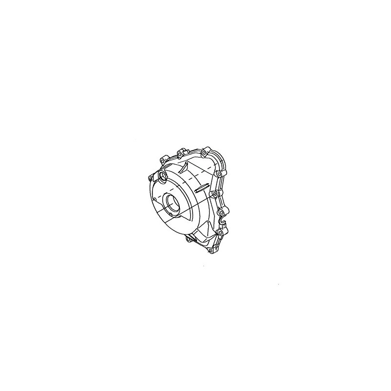 Cover Generator Kawasaki NINJA 400 2018 14031-0618