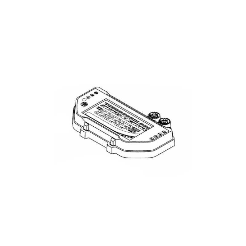 Vitre Compteur Yamaha YZF R3 2019 B5P-H3571-00