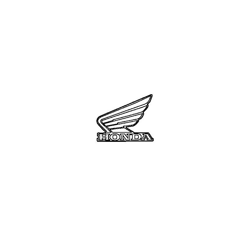 Logo Reservoir Gauche Honda CBR 500R 2013 2014 2015 86202