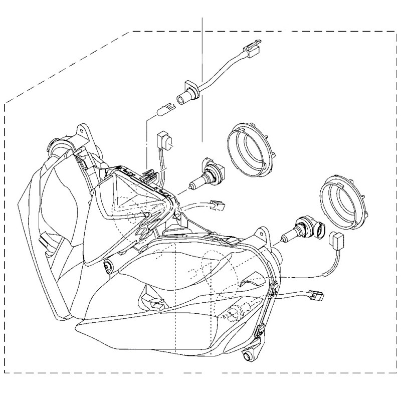 1997 Yamaha Grizzly Wiring Diagram