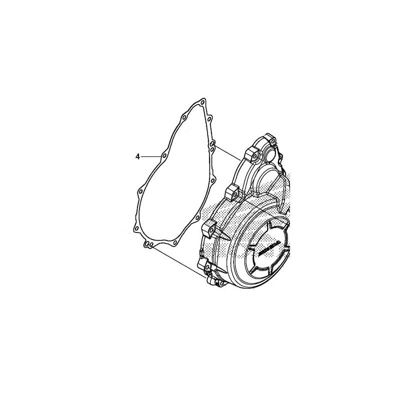 Joint Couvre Générateur Honda CB500X 11395-MGZ-J00 2013