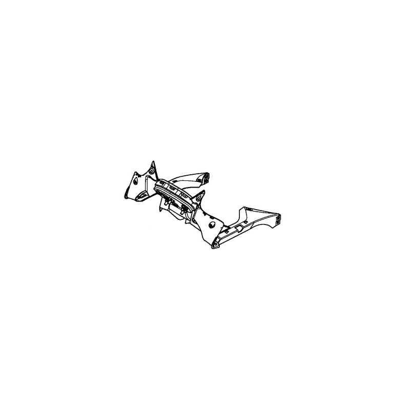 Carénage Compteur Honda CBR 500R 2016 2017 2018 64261-MJW-J00