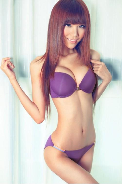 Asian Sirens Ye Zi Xuan