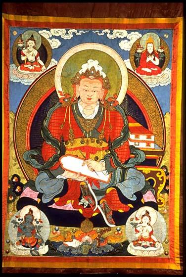 Phagpa (1235-1280) © Asianart