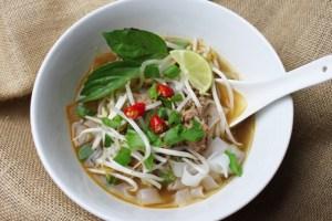 Vietnamese Pho Ga