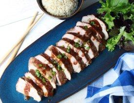 Chinese Five Spice Pork Tenderloin