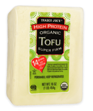 Trader Joe's Super Firm Tofu