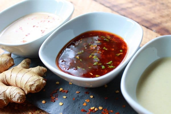 easy asian sauces