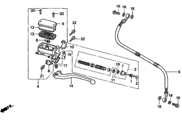 Bleeding The Hydraulic Clutch On A Honda St1100