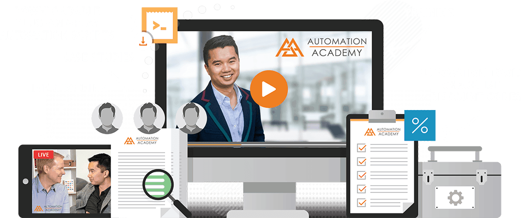 Announcement: Automation Academy Is Now Open! - Asian Efficiency