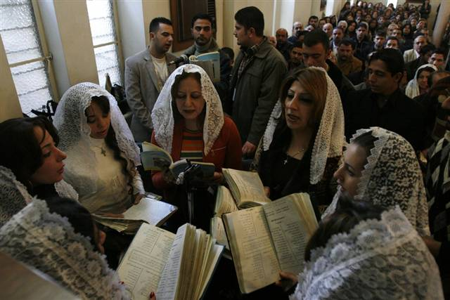LEBANON Christians Are A Ferment Of Modernity In The Arab