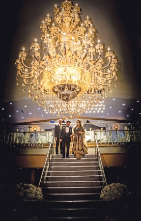 Asian Express Newspaper  The Grand Banqueting Suite in
