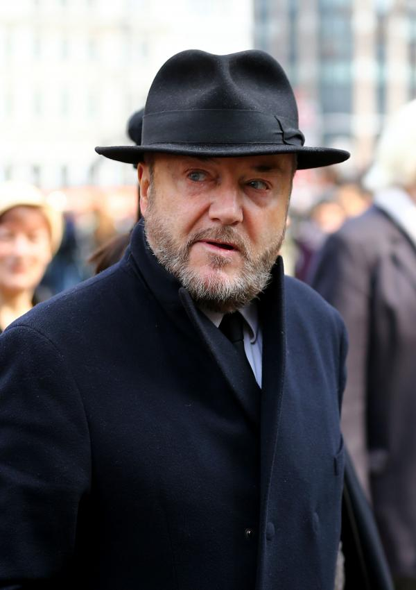 Asian Image: Police investigating Galloway comments