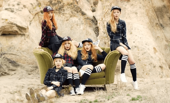 Red Velvet As Fx For Ice Cream Cake Is A Safe Way To Show Decent