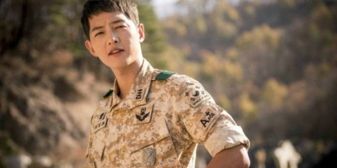 Image result for dots man song joong ki
