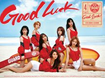 """AOA return with """"Good Luck"""", which is a jam and easily ..."""