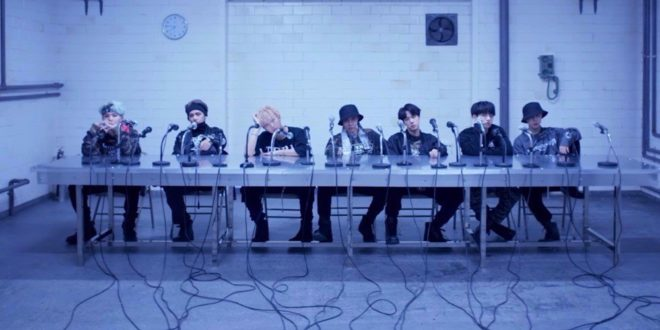 Desktop Wallpaper Bts Mic Drop