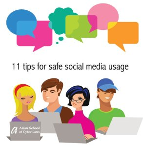 11 tips for safe social media usage