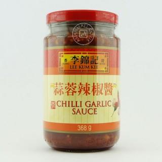 LEE KUM KEE Chili Garlic Sauce 李锦记蒜蓉辣椒酱 368gV