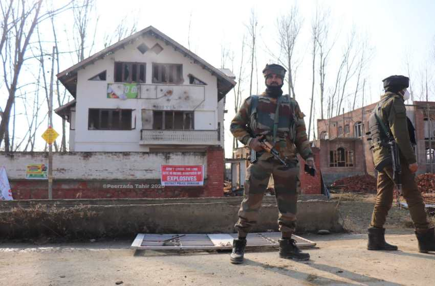 Two hardcore OGW's & newly recruited militant killed in Hokarsar encounter: Police