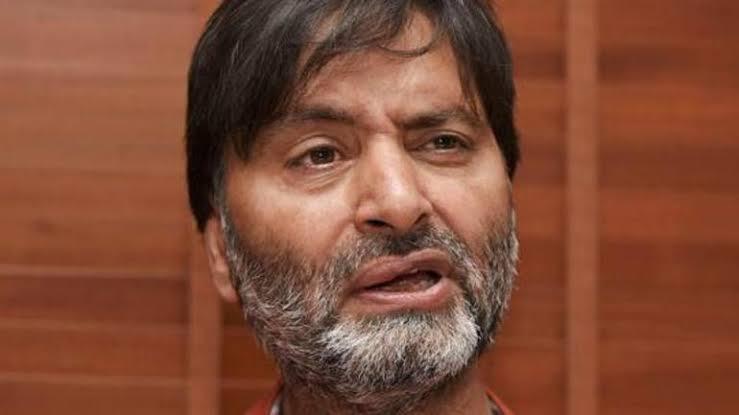 TADA court Jammu frames charges against Yasin Malik in Rubiya Sayed kidnaping case