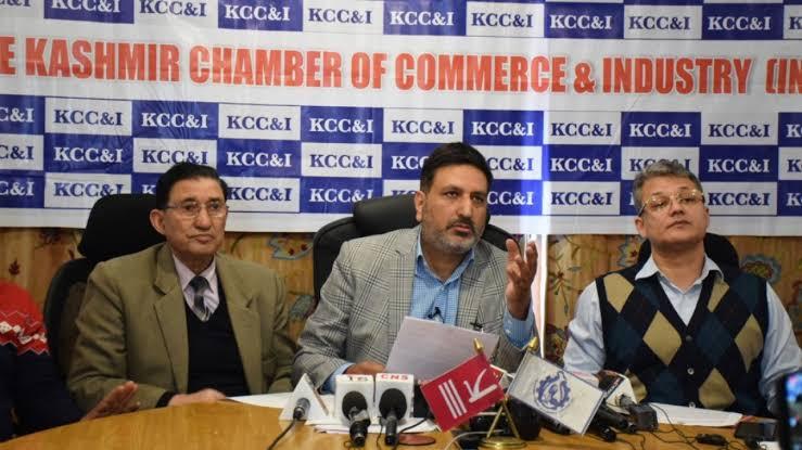 Kashmir Chamber urges govt for extension of VAT Amnesty Scheme