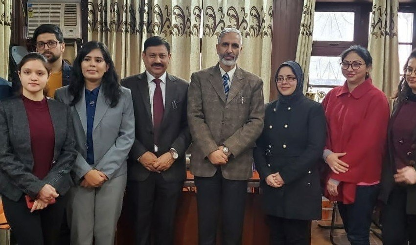 Higher Education Department signs MoUs for up-skilling of J&K Youth