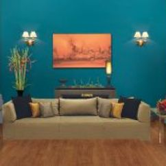 Indian Living Room Painting Ideas Small Brown Leather Sofa Home Wall Colour Designs To Inspire You Asian Paints Surfacetype